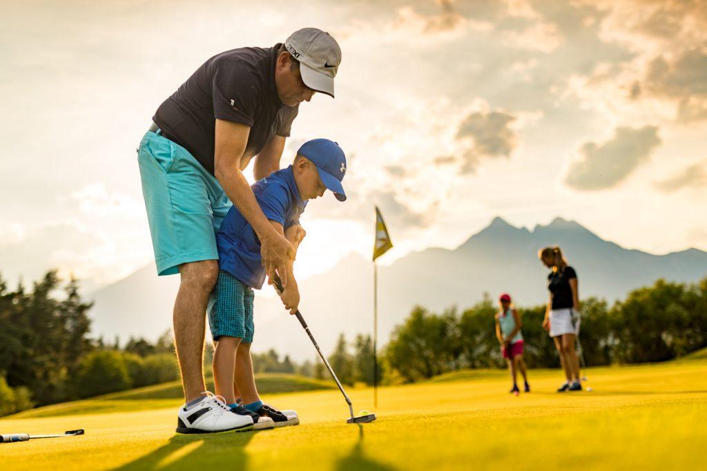 Golf Veľká Lomnica