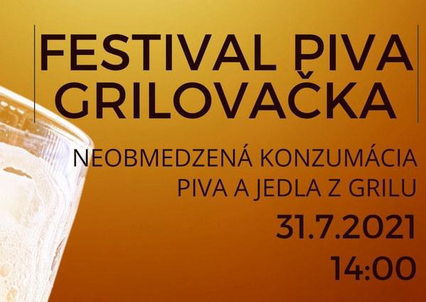 Festival piva a grilovačka