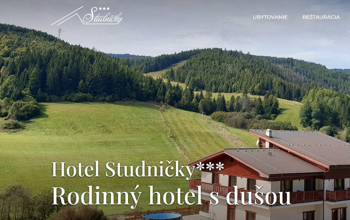 Hotel Studničky***