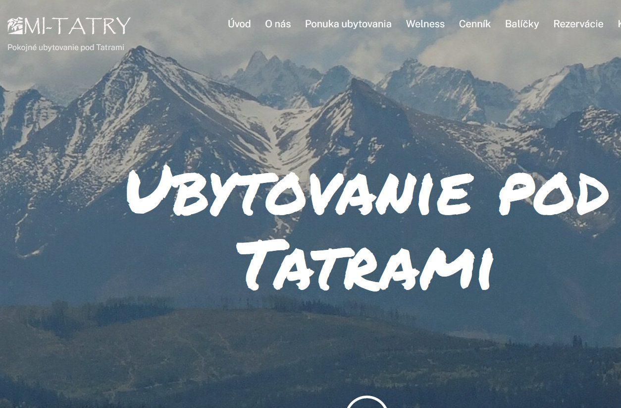 Penzión MI-Tatry
