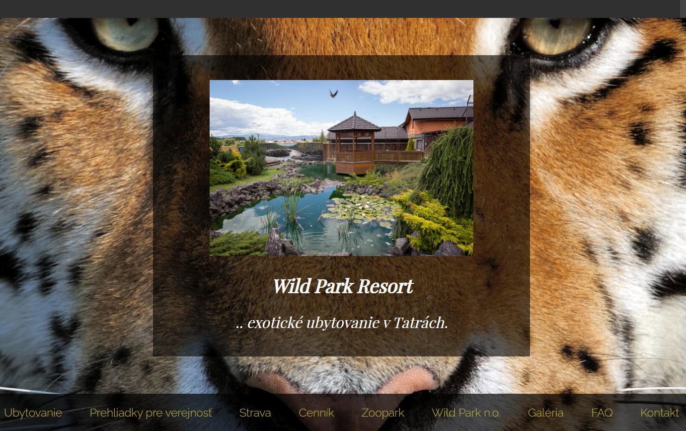 Wild Park Resort
