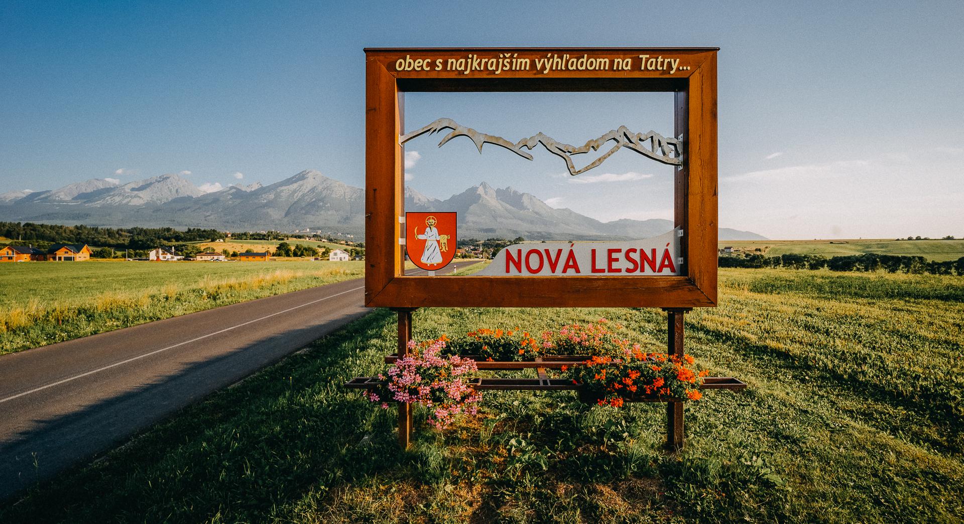 Nová Lesná
